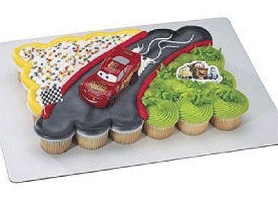 Disney Cars Cake Decorating Kit 16914 Gavin S Birthday In 2019