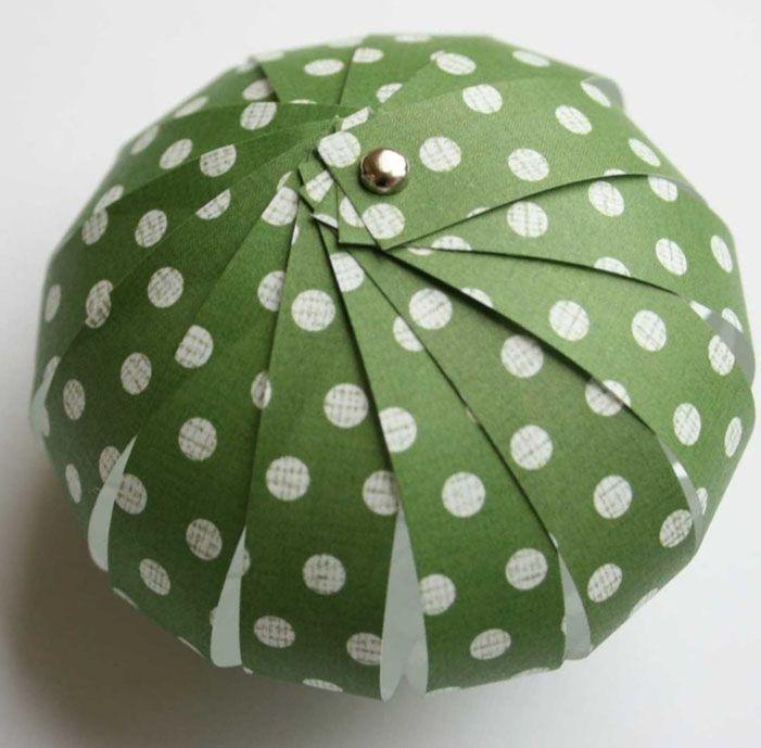 28 besten paper balls bilder auf pinterest papierkugeln basteln mit kindern und basteln mit - Papierkugeln basteln ...