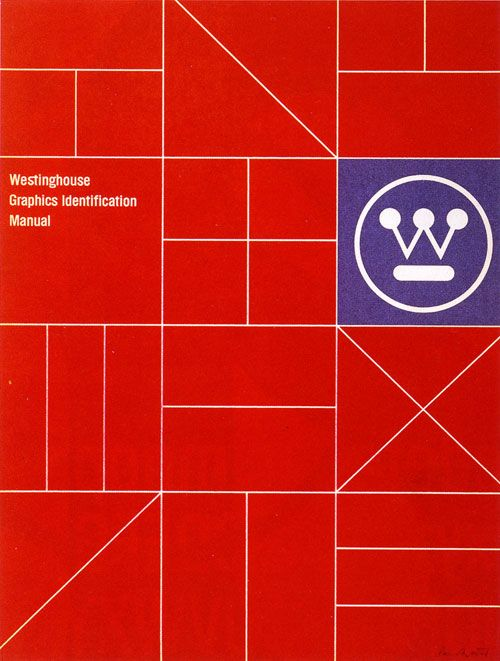 Westinghouse / Graphics Identification Manual / 1960