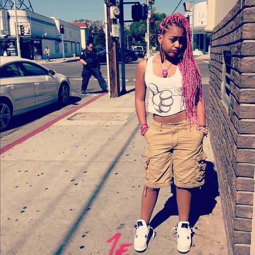 Miss Beauty OMG Girlz | bahja # miss beauty # omg girlz # instagram # pinkyinthebrain 144 ...