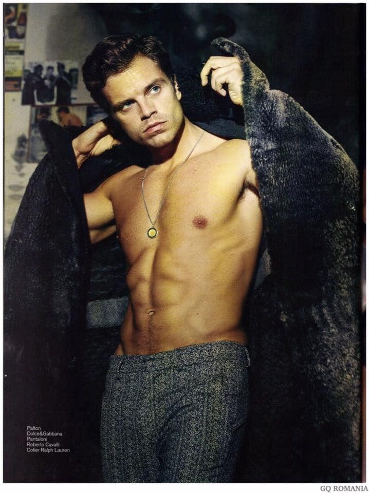 Sebastian Stan for D&G