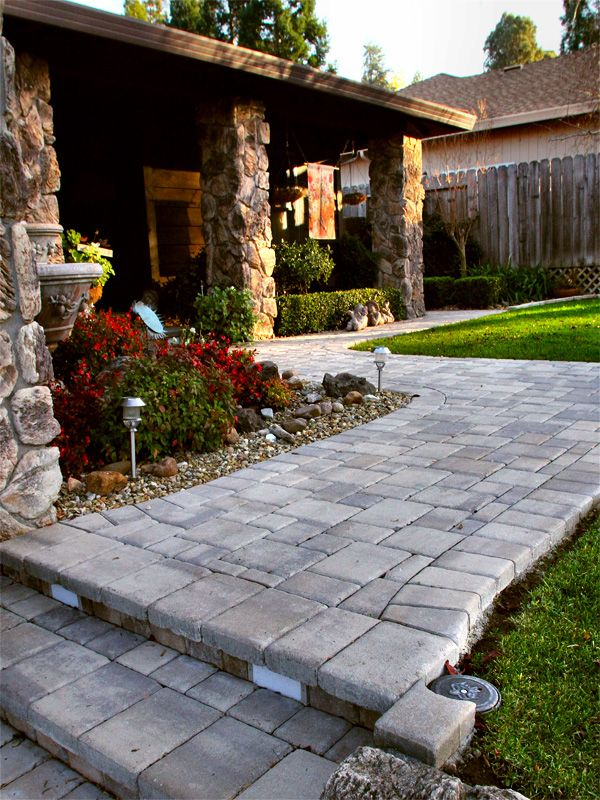 Walkway Paving Stones Pictures