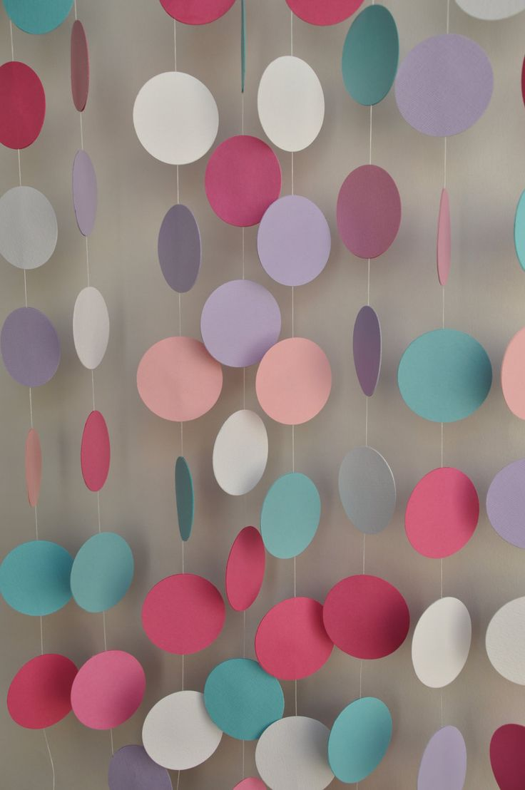 perfect for a cake smash backdrop - choose colours for party theme or boy/girl