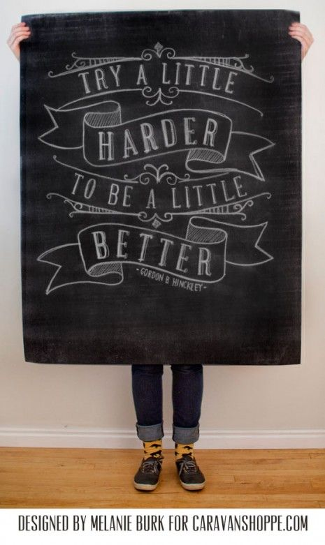 {Love this!!} Free print by caravanshoppe.com#quote#motivation#inspiration