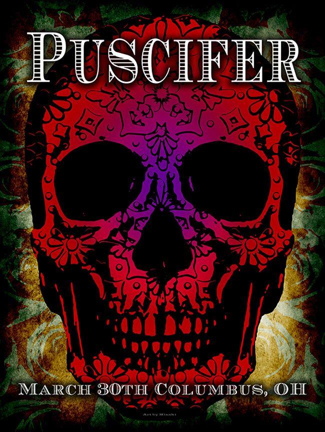Lyric puscifer lyrics momma sed : 78 best ♏尺§。ℙЦCS工ℱ£ℛ images on Pinterest   Concert posters ...