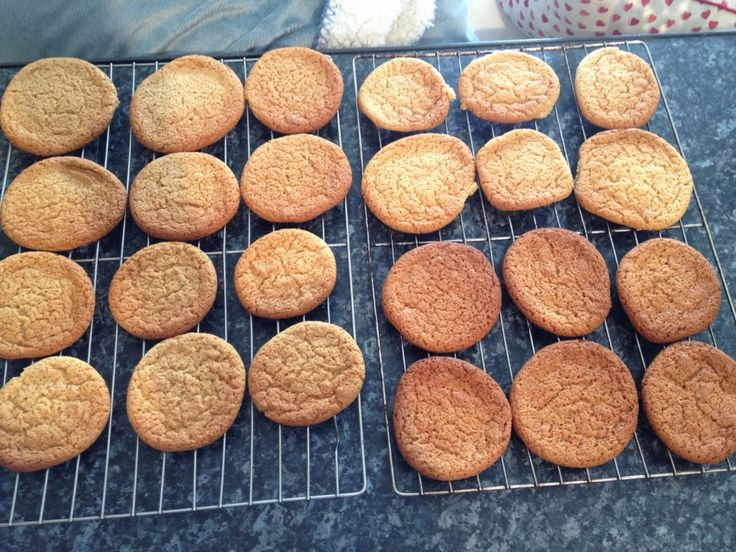 Impress your friends with this easy recipe for mouthwatering ginger nut biscuits.