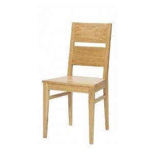 Dřevěná židle ORLY - jídelní židle masivní - dřevěný nábytek