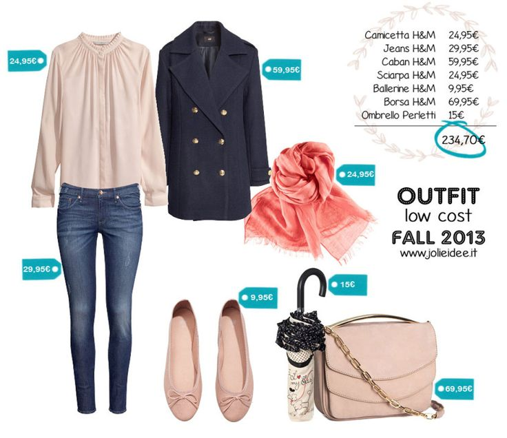Outfit Low Cost Autunno 2013 / Fall 2013 - Total Look Cheap and Chic #outfit