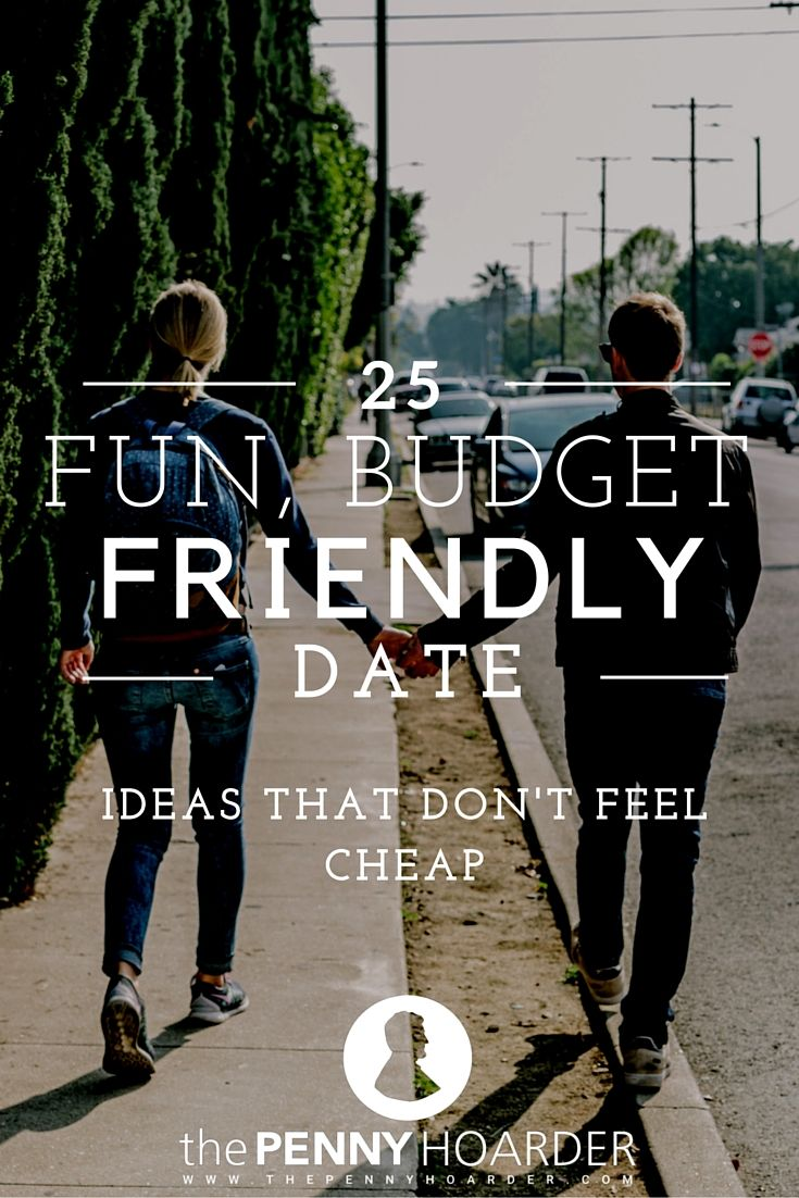 fun cheap dates