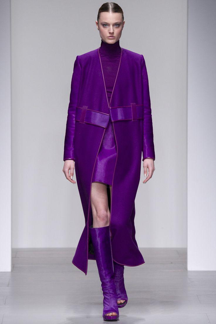 David Koma Fall 2014 RTW - Review - Fashion Week - Runway, Fashion Shows and Collections - Vogue