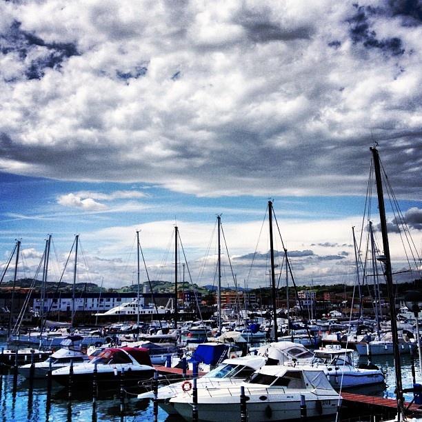 Fano seaport, Fano,province of Pesaro e Urbino, Marche region Italy -