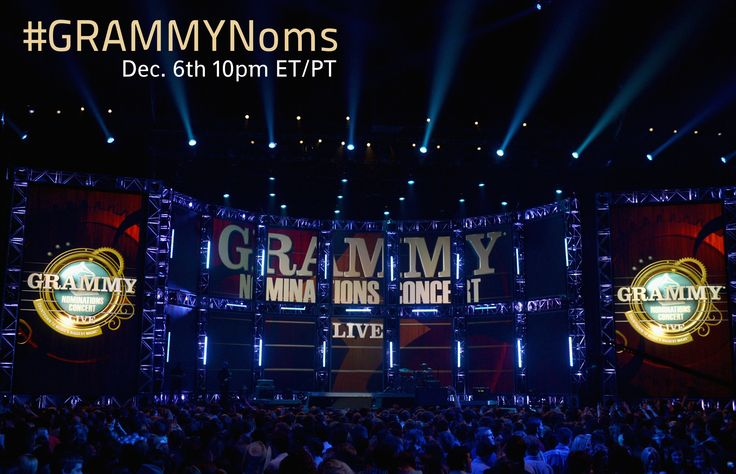 """The GRAMMY Nominations Concert Live!!"" special (announcing the GRAMMY nominees for the 56th GRAMMY Awards) to air live from Nokia Theatre L.A. LIVE on Dec. 6 at 10 p.m. ET/PT on CBS!"