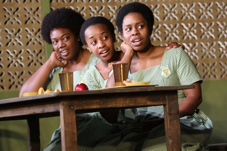 'African Mean Girls' Are The Toast Of New York Theater  Playwright Jocelyn Bioh is using a familiar premise to show us a different side of Africa.