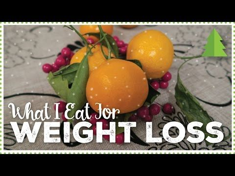 What I Ate Today for WEIGHT LOSS  | Vlogmas Day 8