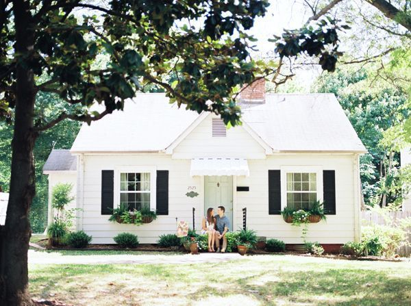 Check out the timeless decor throughout this Southern cottage