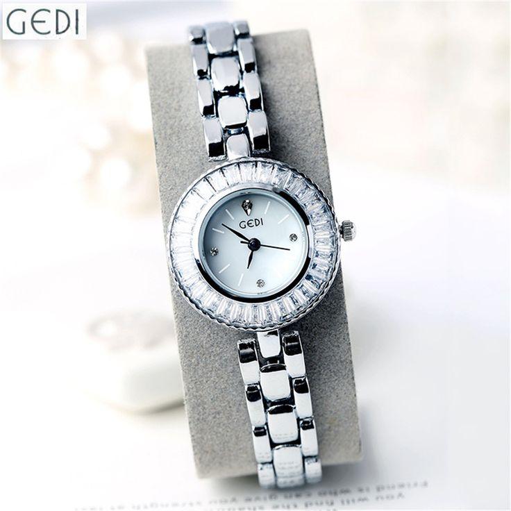 $9.99 (Buy here: https://alitems.com/g/1e8d114494ebda23ff8b16525dc3e8/?i=5&ulp=https%3A%2F%2Fwww.aliexpress.com%2Fitem%2FRelogio-Feminino-2016-Top-Brand-Women-Watches-High-Quality-Ladies-Bracelet-Clock-Stainless-Steel-Fancy-Women%2F32777899083.html ) Relogio Feminino 2016 Top Brand Women Watches High Quality Ladies Bracelet Clock Stainless Steel Fancy Women Quartz Wristwatches for just $9.99