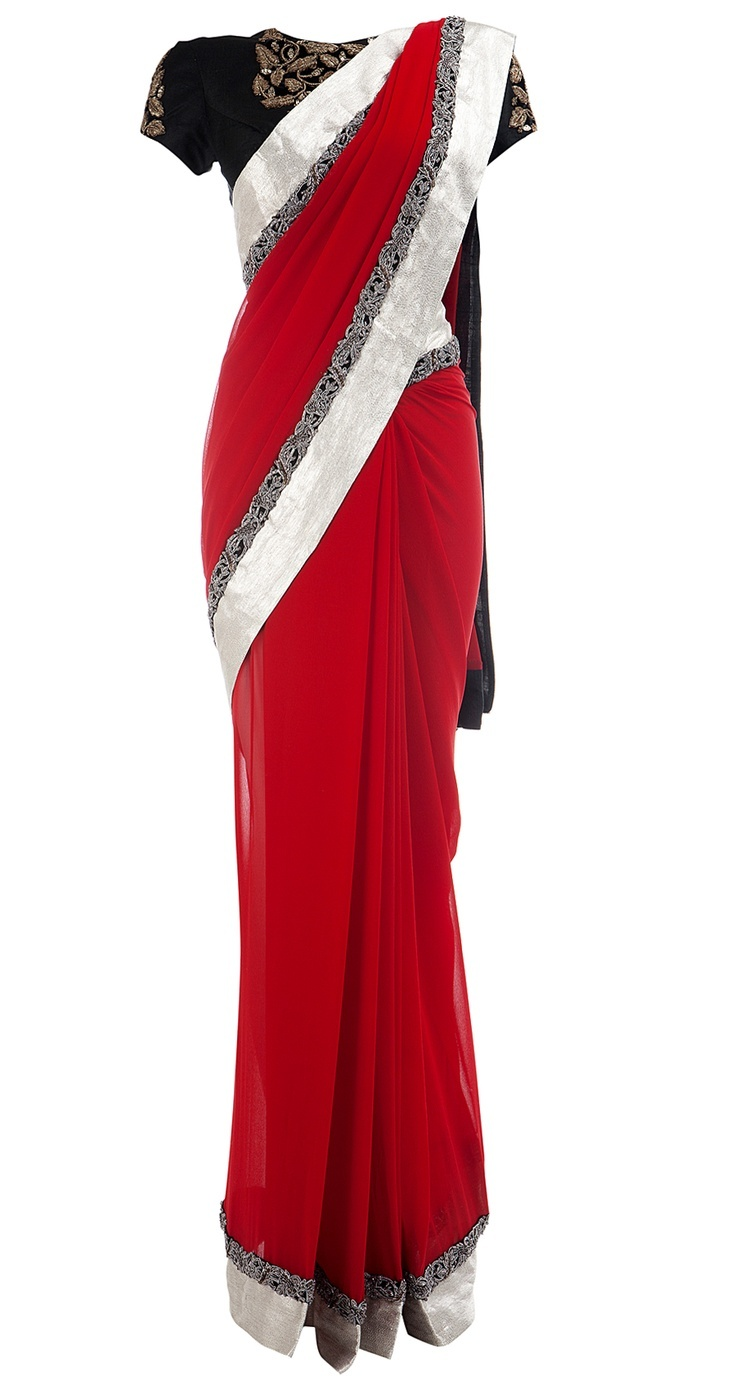Sari Nationnal Costume Of India. Woman only.