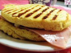 Pão de requeijão de micro-ondas dukan - Emagrecer - Perder Peso com as Melhores Dietas