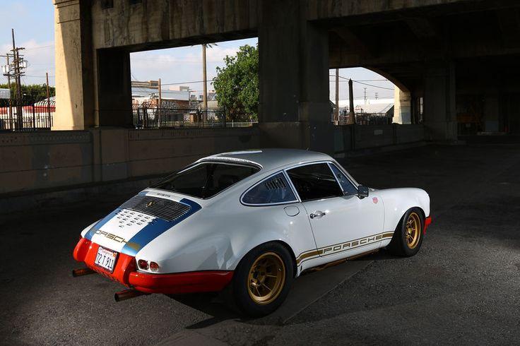 Urban Outlaw Porsche.
