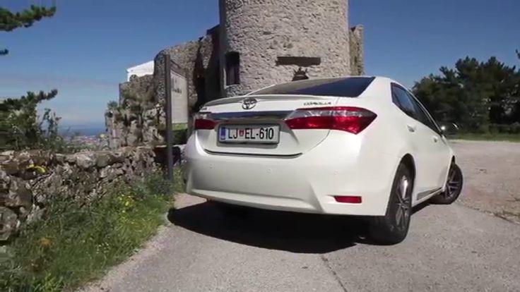 Тойота Королла 2015 || Toyota Corolla D-4D luna