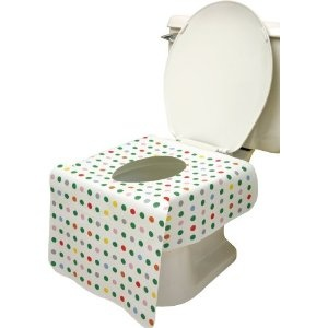 Merveilleux PottyCover  The Only Toilet Cover That Keeps Your Kids Legs Clean And Has  Extra Fabric On The Sides Since We All Know Thatu0027s How They Keep Themselves  ...