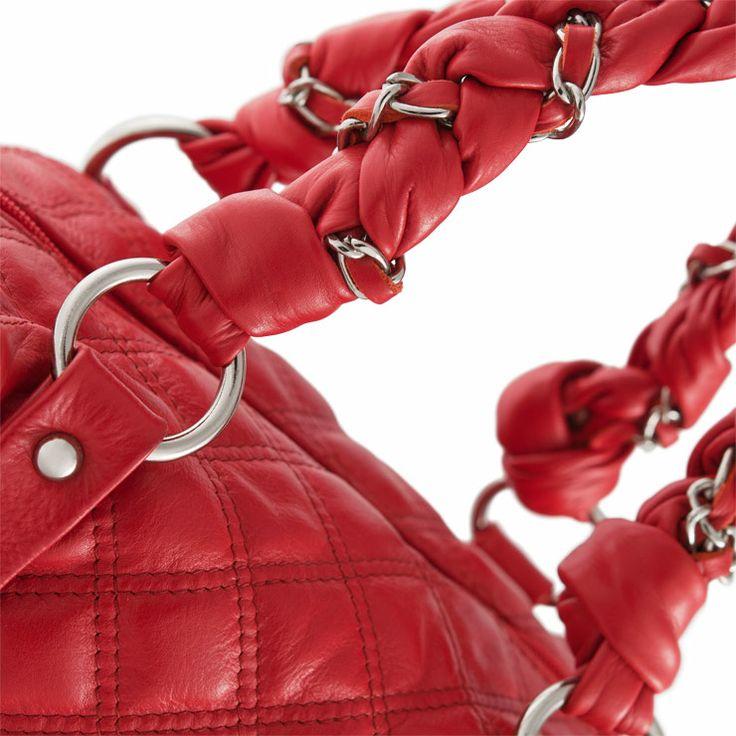 Borse Donna : Linea Lady ~ Desideria - Colore Rosso
