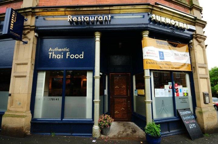 Thai Restaurant Chapel Allerton Leeds