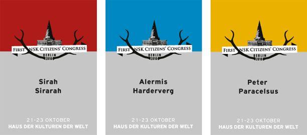 First NSK Citizens' Congress | Radial