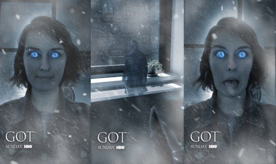 How To Use The Hidden Game Of Throne Snapchat Filters