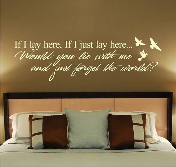 for my bedroom