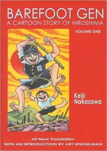 92 best graphic novels comics images on pinterest comic books barefoot gen volume one a cartoon story of hiroshima by keiji nakazawa translated by dadakai and project gen fandeluxe Choice Image