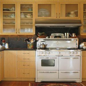 Hanging Cabinet Design For Small Kitchen
