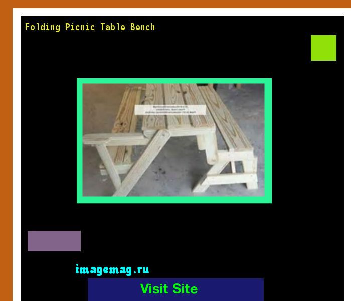 Top 25 Ideas About Folding Picnic Table On Pinterest