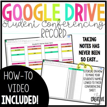 Are you trying to go paperless and go digital? These digital student conference forms are just what you need! You will need Google Drive to access these files. In this resource you will get a 3-page .pdf file that provides the Google Drive links you will need to use this resource in your