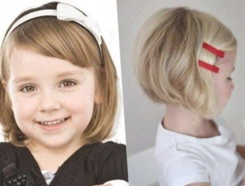 Kurzes Haar Frisuren für Kinder Foto – Kurzes Haar Kurzes Haar Frisuren Für Kinder