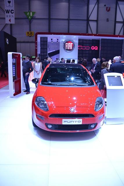 Fiat @ 83rd Geneva International Motor Show - Fiat Punto 2013