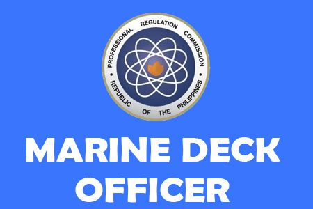December 2014 Marine Deck Officer Board Exam Results - Practical Phase