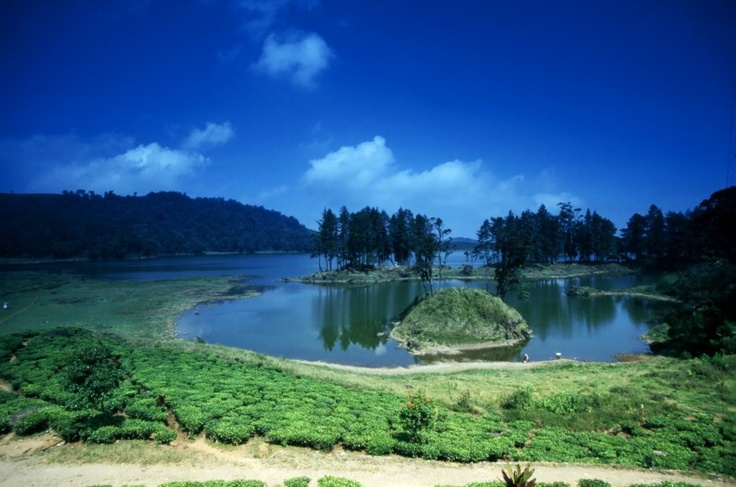 Patengan Lake or Situ Patengan #Bandung West Java