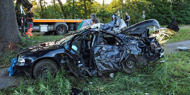 Tödlicher Unfall in Falkenberg