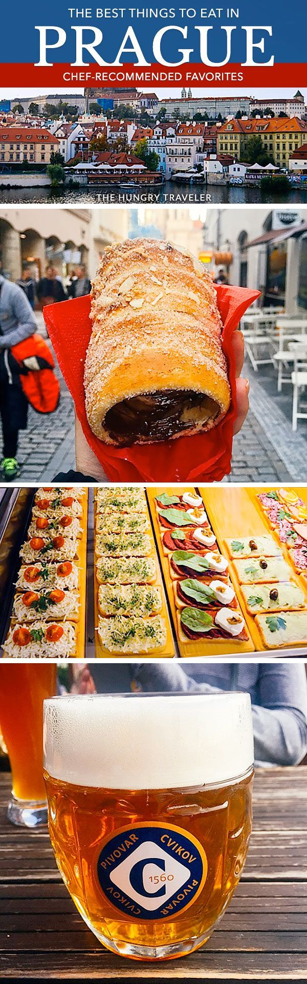 The Best Things To Eat In Prague | The Hungry Traveler