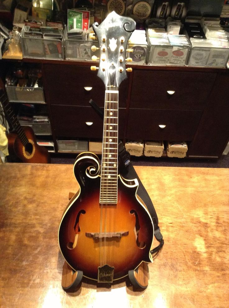 Gibson F12. Made in 1960