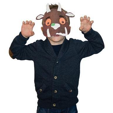 Drama: Masker Gruffalo