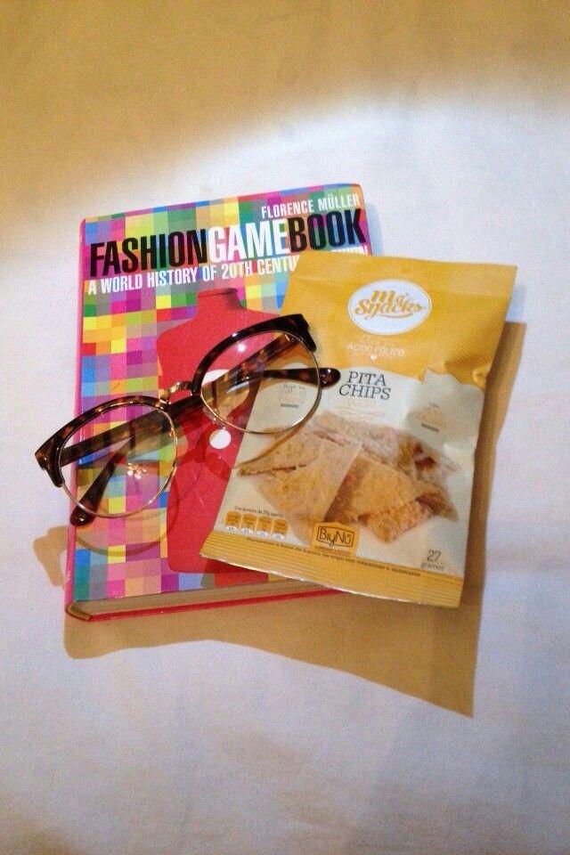 #fashion #book #heathysnack #nutricionsaludable #masamor #massabor #masnacks