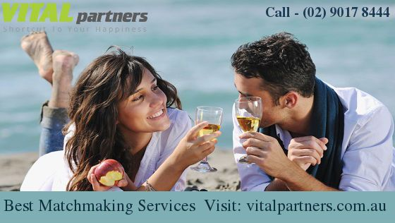 Vital Partners provides excellent Matchmaking Service for Singles, which will help you if you're ready for a real relationship that will lead to a happy future. Call - (02) 9017 8426 and get connected with Vital Partners to find your perfect match.