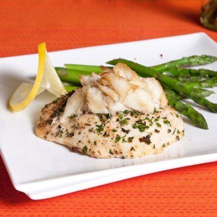 Crab Stuffed Chicken Breast - Phillips Foods