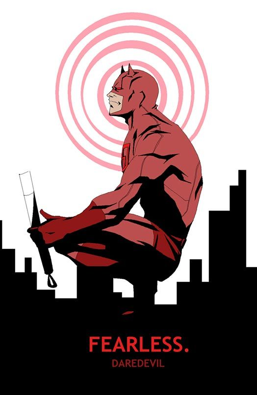 Daredevil: Man Without Fear by techgnotic on DeviantArt