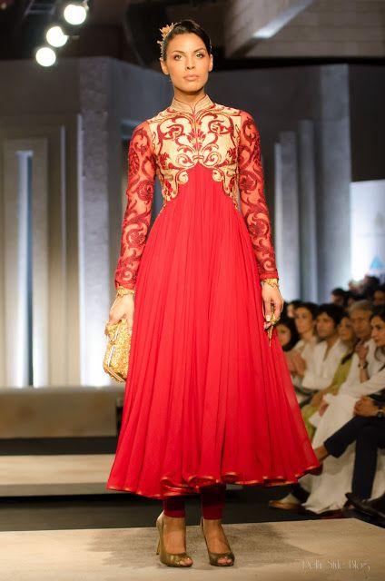 Shantanu and Nikhil, India Bridal Fashion Week 2013