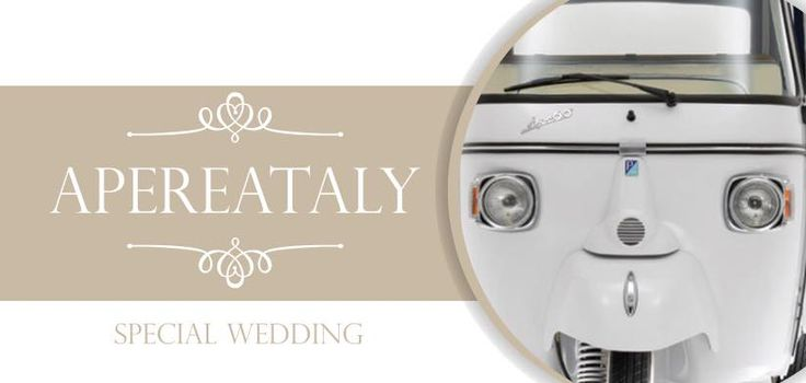 APEREATALY per WEDDING  apereataly.it
