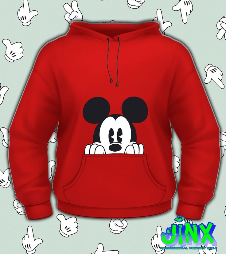 $225.00 Playera o Camiseta Sudadera Mickey Escondido - Jinx