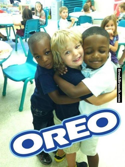 Oreo - http://breakbrunch.com/funny-picture-1107